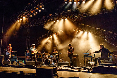 "Wilco performs during ""Solid Sound 2017"" Wilco's Music and Arts Festival at Mass MoCA, in North Adams MA."