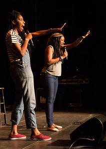 Jessica Williams & Tig Notaro