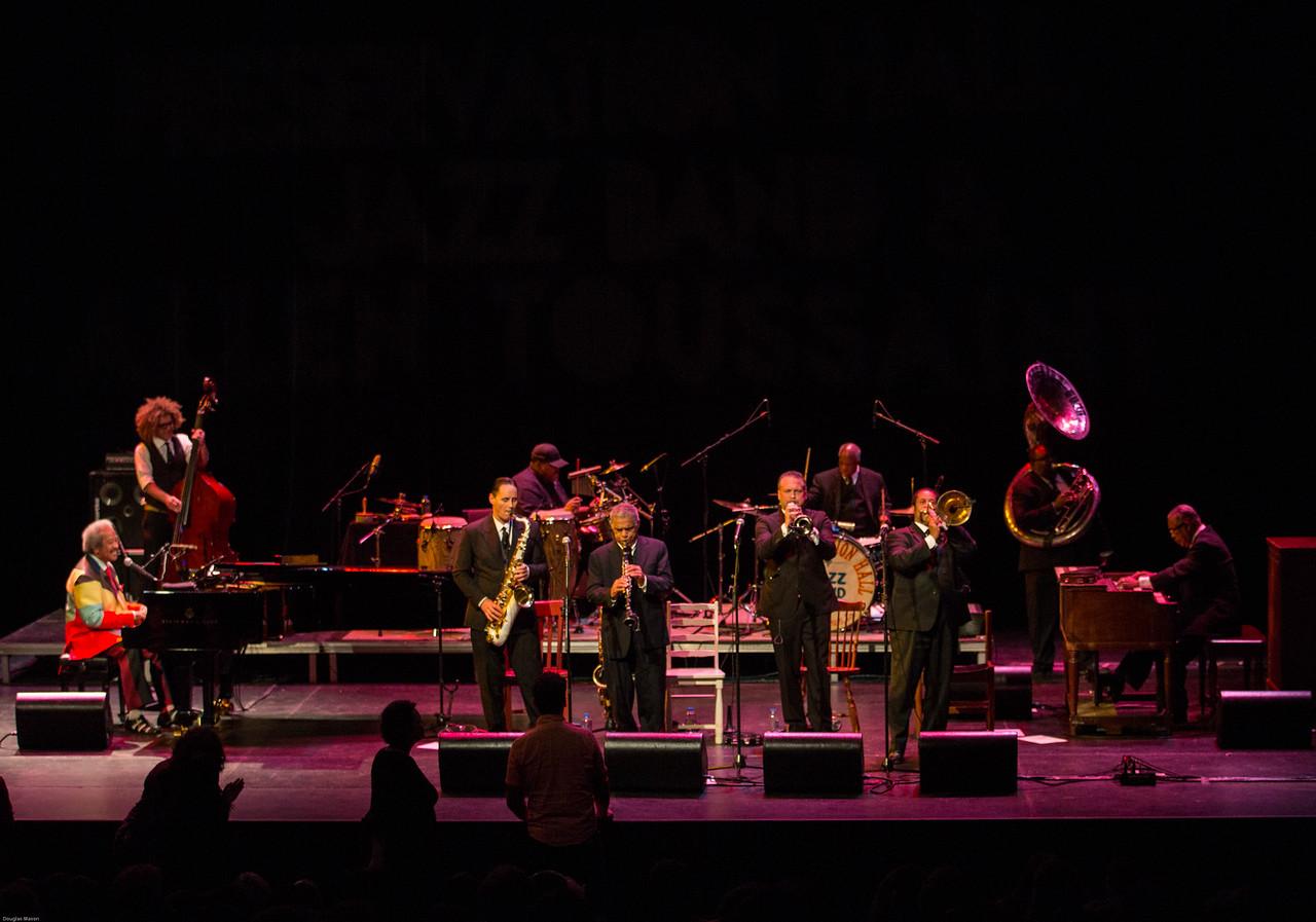performs at MASS MoCA in North Adams Mass.