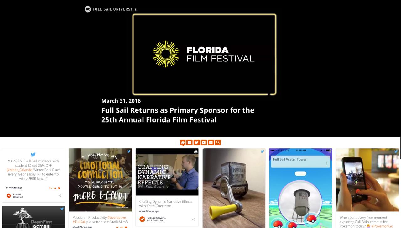 Florida Film Festival TINT Mix