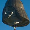 Darth Vader Balloon, Albuquerque Balloon Fiesta