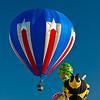 Bumble Bee Balloon, Albuquerque Balloon Fiesta