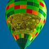 Leopard Balloon, Albuquerque Balloon Fiesta
