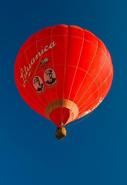 Lithuania Balloon, Albuquerque Balloon Fiesta