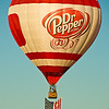 Dr. Pepper Balloon, Albuquerque Balloon Fiesta