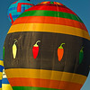 Chilis Balloon, Albuquerque Balloon Fiesta