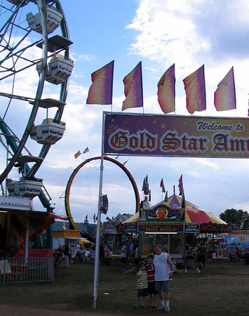 Carver County Fair Aug 12th, 2011