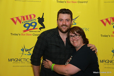 Chris Young M&G FireFest 2015