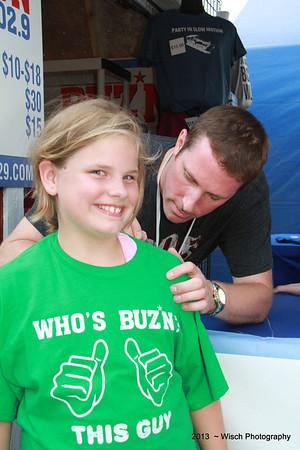 BUZN 1029 MN State Fair 2013