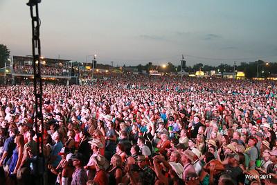 WeFest Thurs Aug 7th 2014