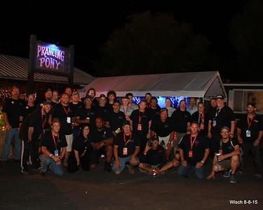 WeFest production crew 2015
