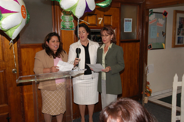 Cumpleaños de Zobeida 2006