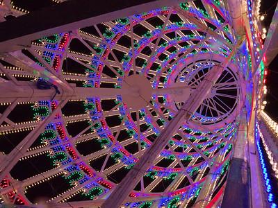 Brussels Ligth Festival 2013 - Torre de Pisa