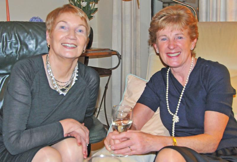 Eilish and Helen Mac