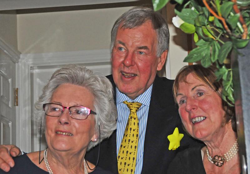 Eileen, Alex & Carmel