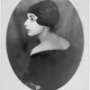 Marta Feuchtwanger as a young woman in the 1920s