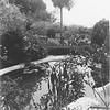 Villa Aurora pond
