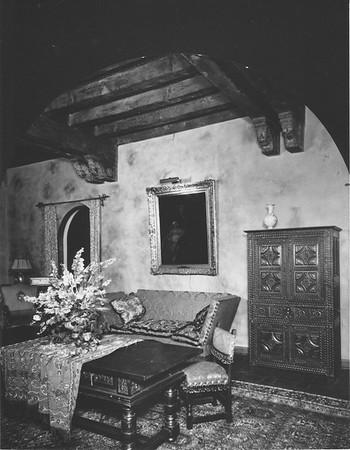Villa Aurora salon, ca. 1928