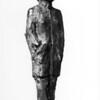 Bronze statue of Marta Feuchtwanger, 1969