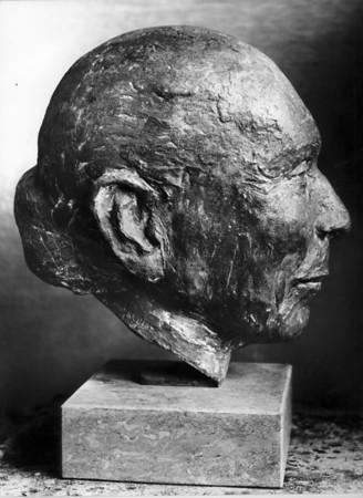 Bust of Marta Feuchtwanger, 1969
