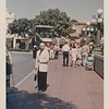 Marta Feuchtwanger at Disneyland, 1966