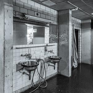 WC Bereich UG - Feuerwehr Viktoria (Bern)