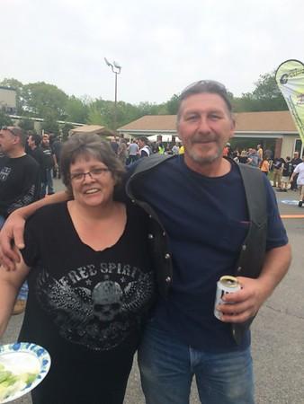 Marianne Simpson of Pelham, N.H., and Donald Ouellette  of Lowell
