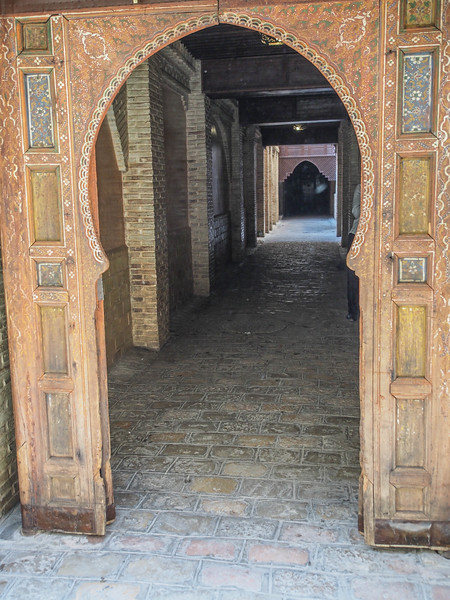Decorative archways