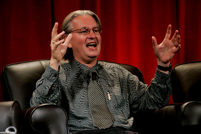 """Looking Further"": Science fiction author Bruce Sterling"