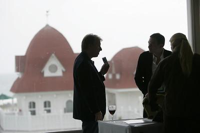 """Meet the FiReStarters and Spotlight Company"": (L-R) Steve Broback, Mark Turrell, and Kelly Webb"