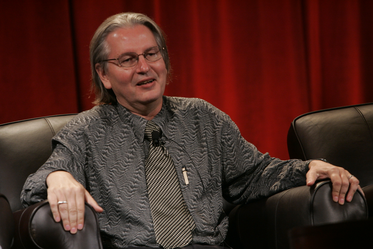 """""""Looking Further"""": Science fiction author Bruce Sterling"""