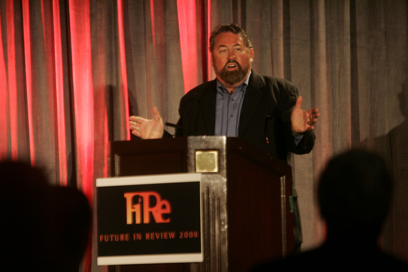 FiRe chair and SNS CEO Mark Anderson