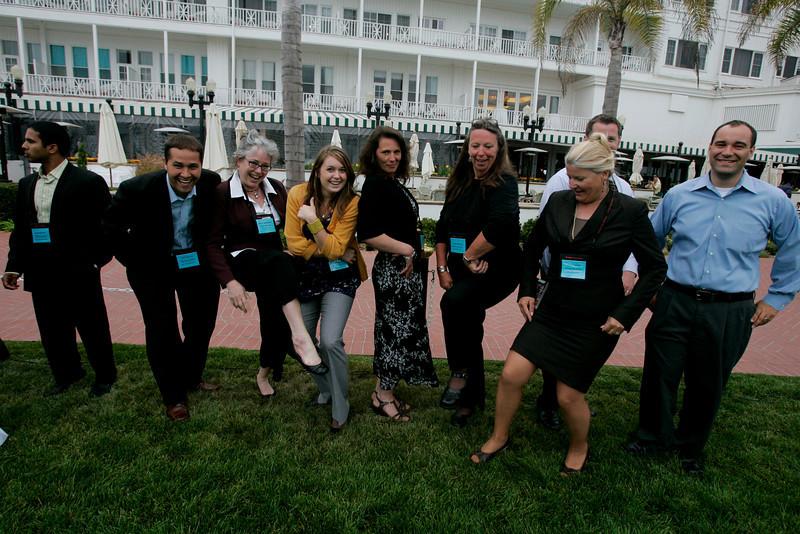 SNS FiRe staff and interns: (L-R) Debarshi Das, Matt Keller, Sally Anderson, Berit Anderson, Sam Leigh, Lynne Mercer, Kelly Webb, Brent Morris, and Gustav Toppenberg