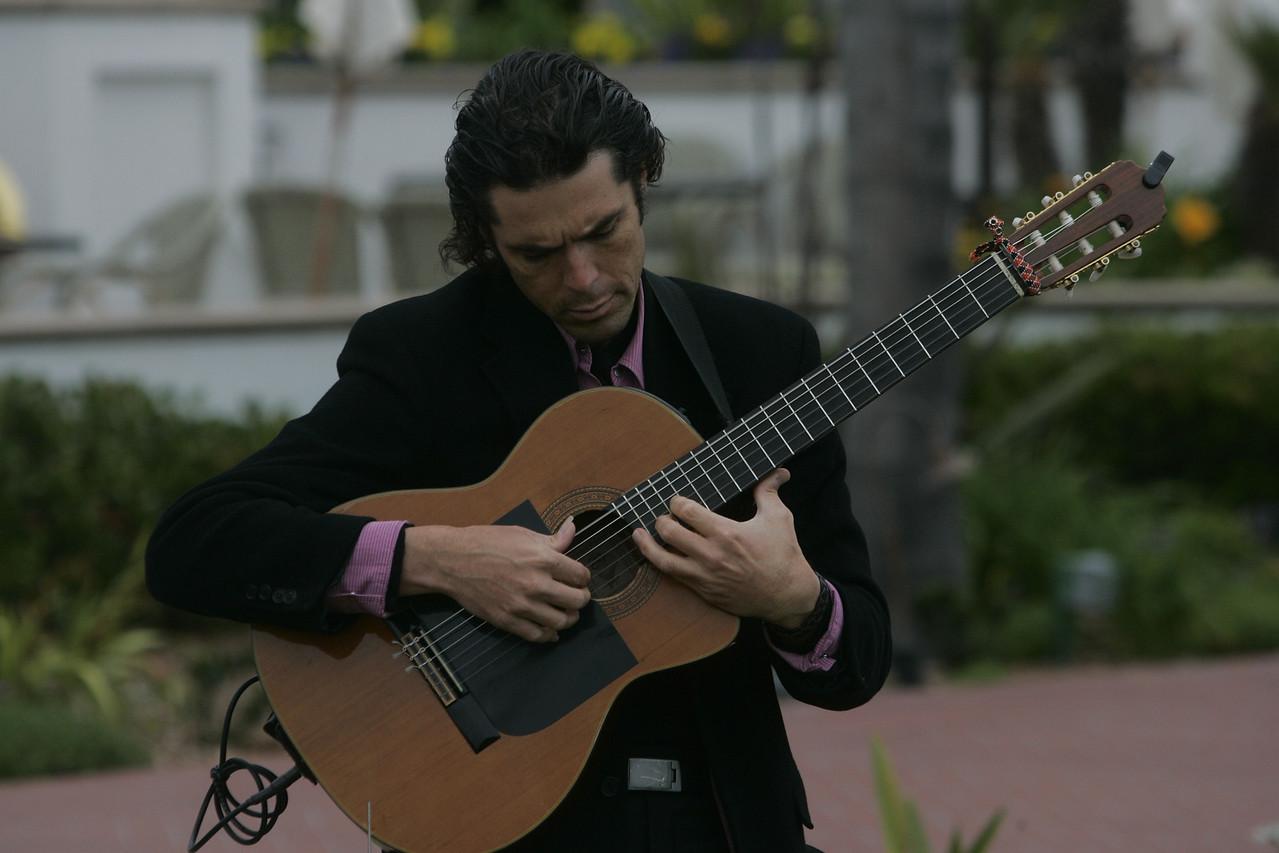 FiRe flamenco guitarist David de Alva