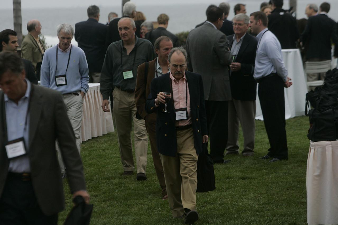 (L-R) Kevin Walter, Bruce Conway, Geoff Carss, Jonathan Wilkie, Bill Janeway, Kip Harrell, David Morris, and Brent Morris