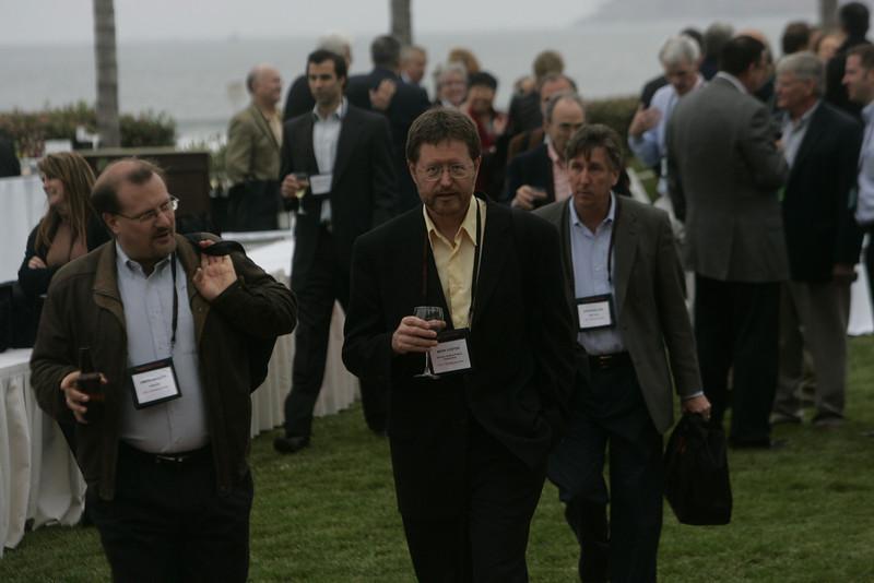 (L-R) Jeanette Hammock, Simon Hackett, Stan DeLaney, Mark Foster, and Kevin Walter
