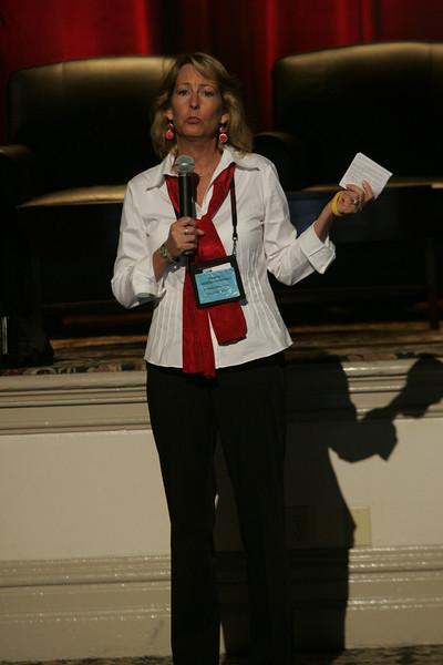 Sharon Anderson-Morris, SNS Programs Director
