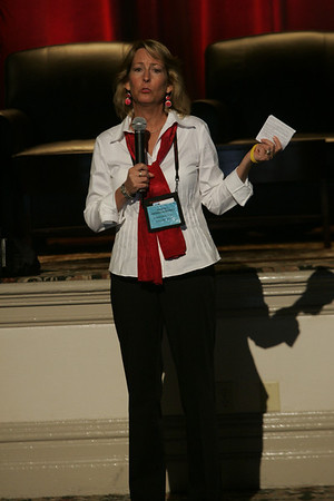 Sharon Anderson-Morris, SNS Programs Director