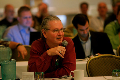 Renowned sci-fi author Bruce Sterling steps forth in a Q&A