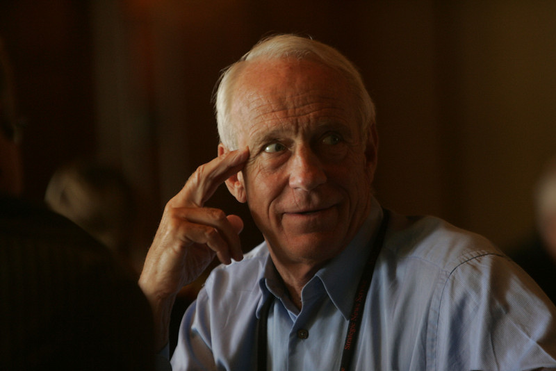 Bill Budinger, founding director, The Rodel Foundations