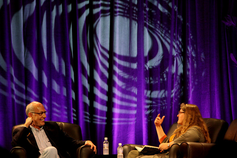 """Looking Further"": Host Glen Hiemstra, Founder and Owner, Futurist.com; with Science Fiction Author Brenda Cooper"