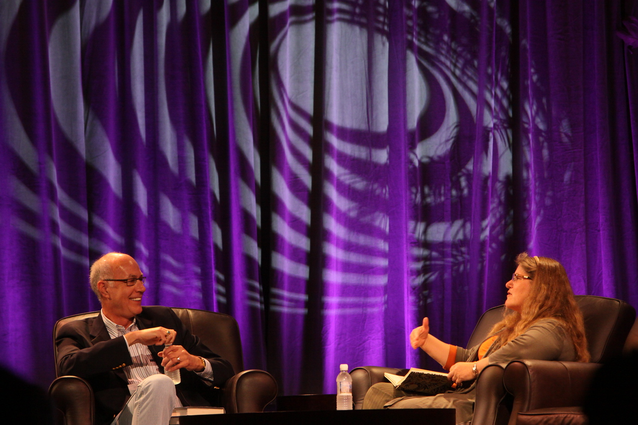 """Looking Further"": Brenda Cooper, Science Fiction Author and CIO, City of Kirkland, Washington; and host Glen Hiemstra, Founder and Owner, Futurist.com"