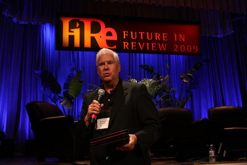 FiReSpotter Rick LeFaivre, Venture Partner, OVP Venture Partners