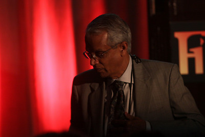 """Opening Night speaker V. """"Ram"""" Ramanathan, Distinguished Professor of Climate Sciences and Director of C4, Scripps, UCSD, discusses """"Practical Strategies for Solving the Climate Problem"""""""