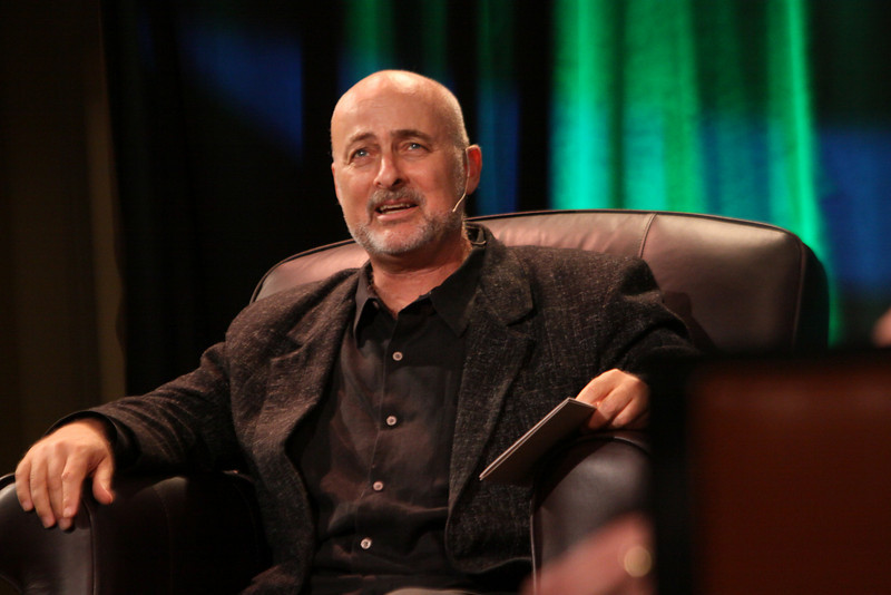 """""""FiRe CTO Design Challenge"""": Author, physicist, and host David Brin leads the challenge of """"Water Beyond Tomorrow: Using Technology and Innovation to Provide San Diego (and the World) with Adequate Safe Water for Future Decades"""""""