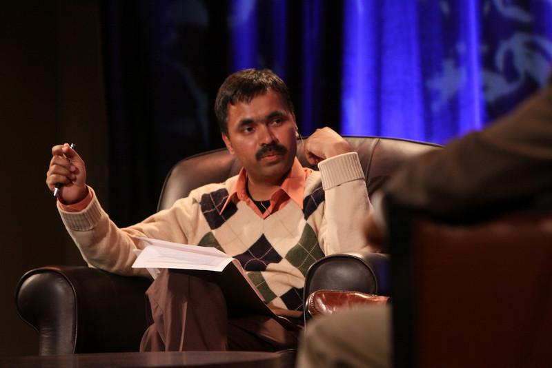 """The Future of Wireless Broadband"": Host Chetan Sharma, President, Chetan Sharma Consulting"