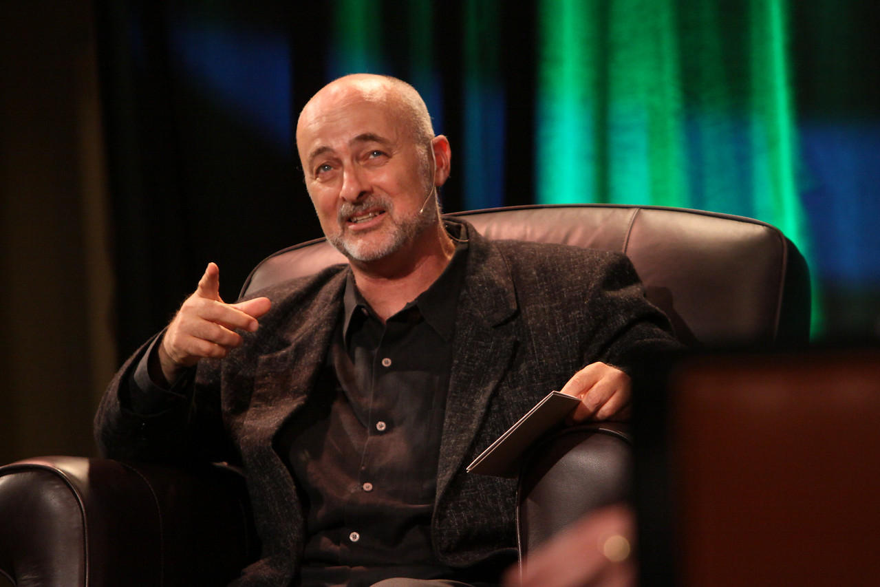 """FiRe CTO Design Challenge"": Author, physicist, and host David Brin"