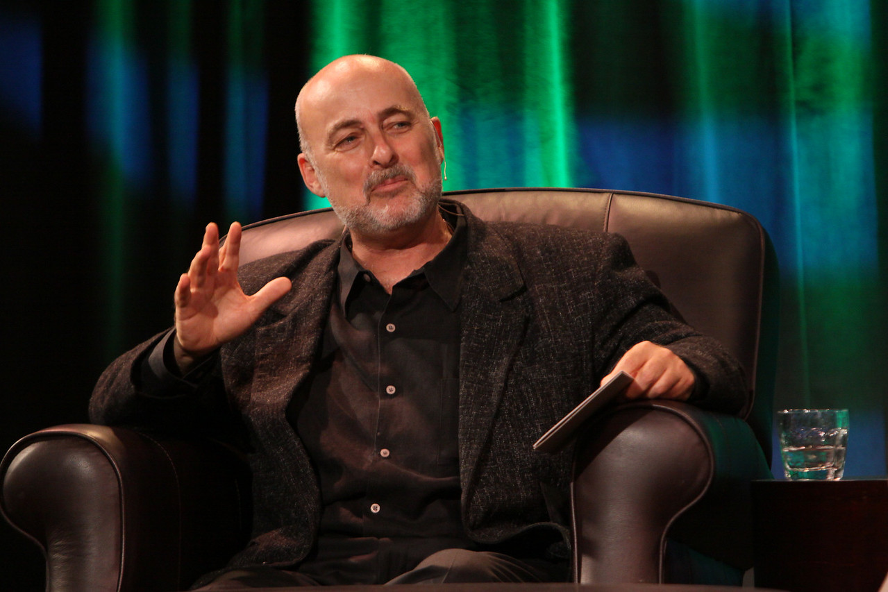 """""""FiRe CTO Design Challenge"""": Author, physicist, and host David Brin"""