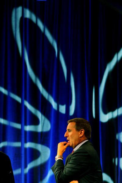 Mark Hurd, Chair and CEO, Hewlett-Packard