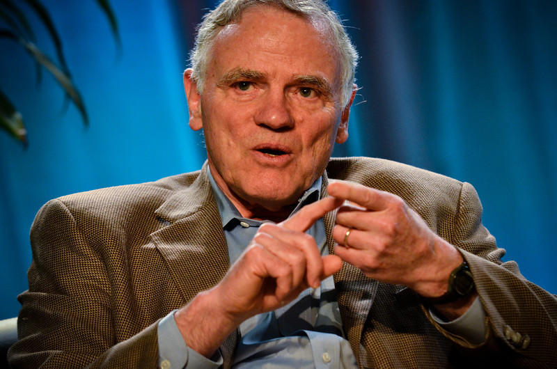 """Leroy Hood, President, Institute for Systems Biology, in the Centerpriece Conversation """"How Systems Medicine and Emerging Technologies Will Transform Healthcare.""""  At the Montage Resort in Laguna Beach, CA, 200 thought leaders - high technology engineers and executives, entrepreneurs, scientists, and media professionals - gathered for 3-1/2 days to participate in the Future in Review (FiRe) 2011 conference presented by the Strategic News Service and led by SNS founder and technology visionary Mark Anderson. Interviews, panel discussions, and informal conversations ranged from cybersecurity to CO2 and climate change, China and IP, healthcare policy, medical diagnostics, and global economics."""